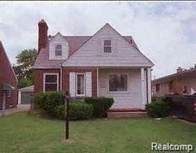 Single Family for sale in 8891 GRANDVILLE Avenue, Detroit, MI, 48228