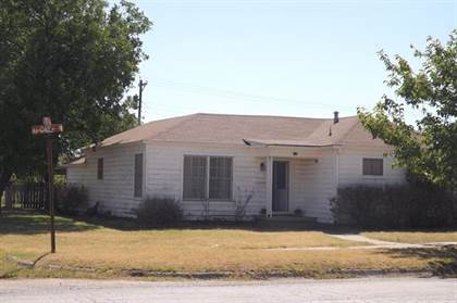 Residential Property for sale in 153 Avenue F NW, Hamlin, TX, 79520