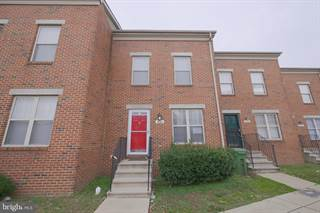 Townhouse for sale in 306 N FREMONT AVENUE, Baltimore City, MD, 21201