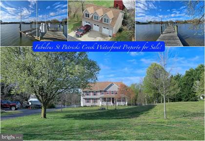 Residential Property for sale in 20955 OAKLAND HALL ROAD, Avenue, MD, 20609