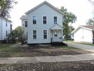 Single Family for sale in 1212 N Lee St, Bloomington, IL, 61701