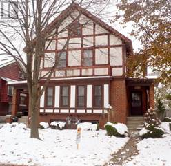 Multi-family Home for sale in 1092-1096 DOUGALL AVENUE, Windsor, Ontario, N9A4R5