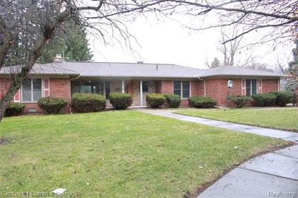 Residential Property for rent in 1210 HILLCREST Drive, Dearborn, MI, 48124