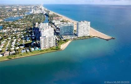 Residential Property for sale in 2100 S OCEAN LN 701, Fort Lauderdale, FL, 33316