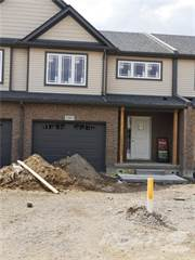 Townhouse for sale in 3307 Strawberry Walk, London, Ontario, N6M 0E9