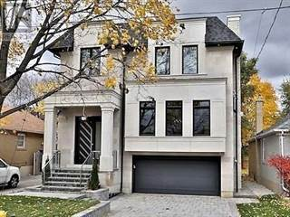 Single Family for sale in 110 MCGILLIVRAY AVE, Toronto, Ontario