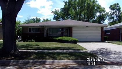 Residential Property for sale in 8130 BUSCH, Center Line, MI, 48015