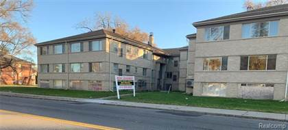 Residential Property for rent in 2721 W MCNICHOLS Road 132, Detroit, MI, 48221