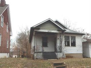 Single Family for sale in 5037 Plover Avenue, Saint Louis, MO, 63120