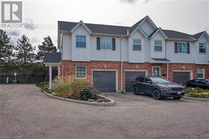 Single Family for sale in 185 HIGHLAND Crescent Unit 9, Kitchener, Ontario, N2M5P8