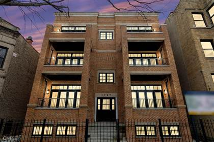 Residential Property for sale in 1717 North Humboldt Boulevard 2N, Chicago, IL, 60647