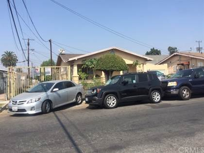Residential Property for sale in 1613 W 56th Street, Los Angeles, CA, 90062