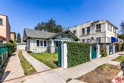 Residential Property for sale in 1341 N Mansfield Ave, Los Angeles, CA, 90028