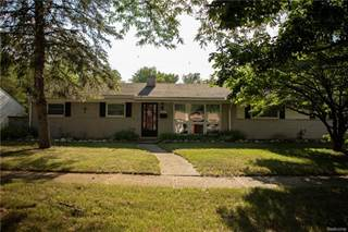 Single Family for sale in 18371 WHITBY Street, Livonia, MI, 48152