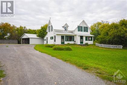 Agriculture for sale in 2730 GOODSTOWN ROAD, Ottawa, Ontario