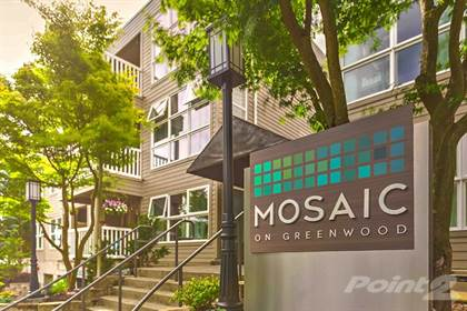 Apartment for rent in Mosaic on Greenwood, Seattle, WA, 98133