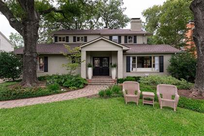 Residential Property for sale in 5430 W University Boulevard, Dallas, TX, 75209