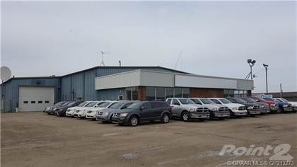 Commercial for sale in 7518 100 Avenue, Peace River, Alberta, T8S 1M5
