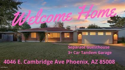 Residential Property for sale in 4046 E CAMBRIDGE Avenue, Phoenix, AZ, 85008