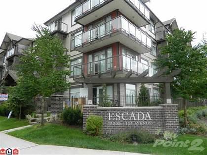 Condominium for rent in #410 - 15322 101 Avenue, Surrey, British Columbia, V3R 4G9