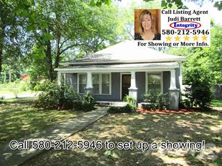 Residential Property for sale in 511 SE Avenue E, Idabel, OK, 74745