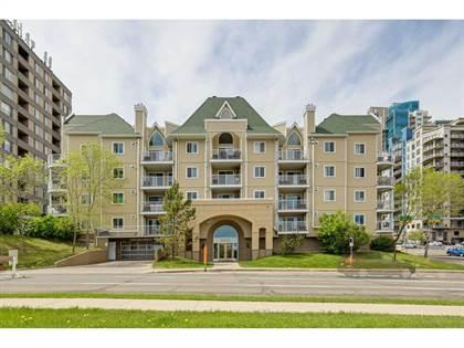 Single Family for sale in 9640 105 ST NW 309, Edmonton, Alberta, T5K0Z7