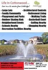 Land for sale in Cottonwood Lots, Coaldale, Alberta, T1M 0C1