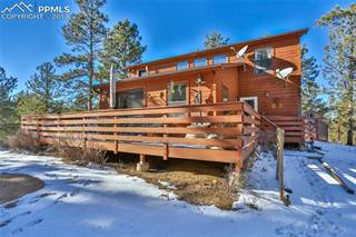 Single Family for sale in 31 Wallace Drive, Florissant, CO, 80816