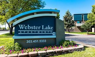 Apartment for rent in Webster Lake Apartments - 1 Bed / 1 Bath A1, Northglenn, CO, 80233