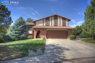 Single Family for sale in 8330 Contrails Drive, Colorado Springs, CO, 80920