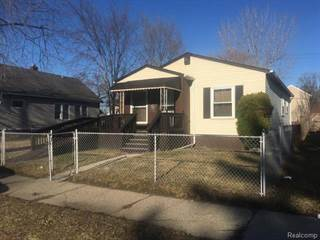 Single Family for sale in 9136 HOLCOMB Street, Detroit, MI, 48213