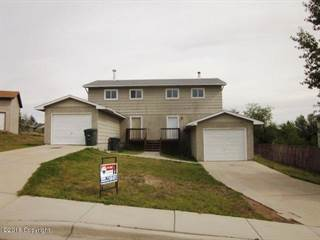 Single Family for sale in 4a & 4b Clearview Ct -, Gillette, WY, 82716
