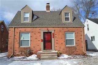 Single Family for sale in 17353 FIELDING Street, Detroit, MI, 48219