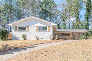 Single Family for sale in 1747 SW Fort Valley Dr, Atlanta, GA, 30311