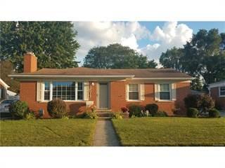 Single Family for sale in 32911 INDIANA Street, Livonia, MI, 48150