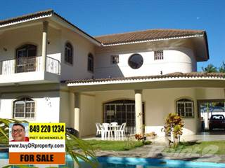 Residential Property for sale in 4 bedroom home in gated community in Cabarete, Cabarete, Puerto Plata