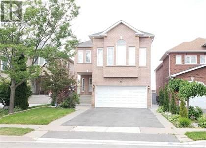 Single Family for rent in 6 SWEET BRIAR LANE, Brampton, Ontario, L6Z4V3