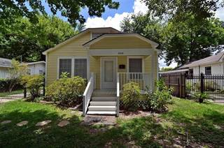Single Family for rent in 1006 Canadian Street, Houston, TX, 77009