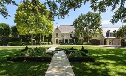 Residential Property for sale in 6767 Hunters Glen Road, University Park, TX, 75205