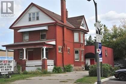 Retail Property for sale in 358 MAIN STREET E ST, Milton, Ontario, L9T1P6