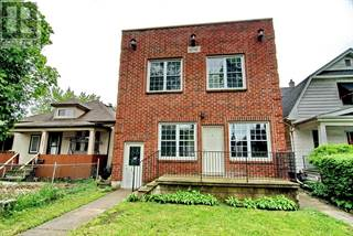 Multi-family Home for sale in 1047 WINDSOR AVENUE, Windsor, Ontario, N9A1K3