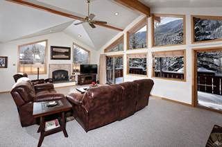 Single Family for sale in 4503  Spruce Way, Vail, CO, 81657