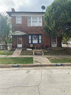 Multifamily for sale in 832 E Jefferson Street, Fort Worth, TX, 76104