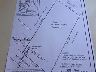 Land for sale in 40 Northwood Road, Eastham, MA, 02642