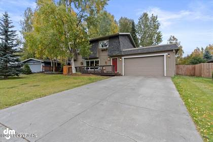 Residential Property for sale in 1830 Shadetree Circle, Anchorage, AK, 99502