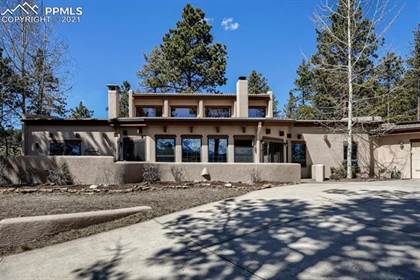 Residential Property for sale in 220 Sun Ridge Court, Woodland Park, CO, 80863