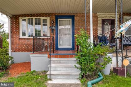 Residential Property for sale in 3415 PINEWOOD AVENUE, Baltimore City, MD, 21206