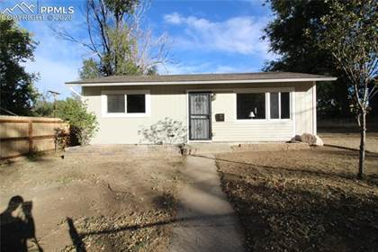 Residential Property for sale in 2405 Shaw Avenue, Colorado Springs, CO, 80905