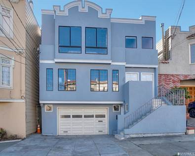 Multifamily for sale in 879 39th Avenue, San Francisco, CA, 94121