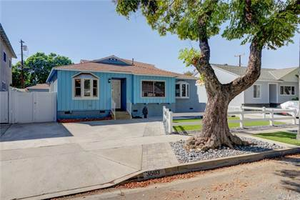 Residential Property for sale in 3503 Volk Avenue, Long Beach, CA, 90808